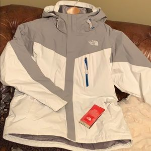 North Face men's coat size large NWT